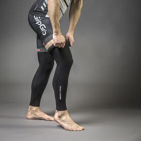 GripGrab Classic Thermal Leg Warmers Black